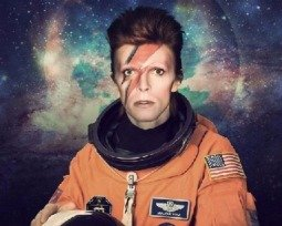Música Space Oddity, de David Bowie