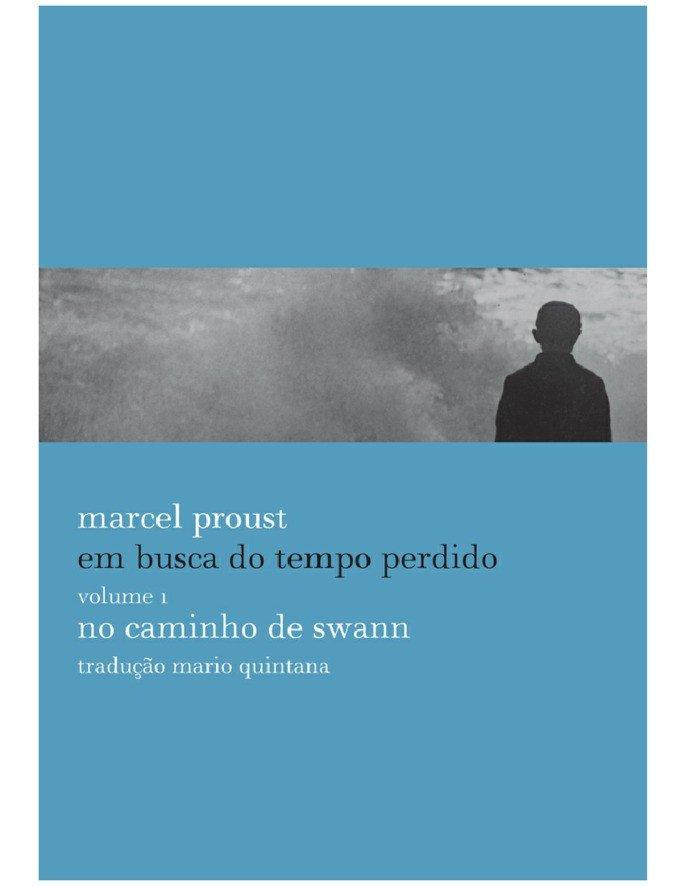 Capa do livro No caminho de Swann.