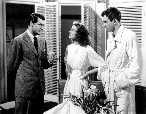 Núpcias de Escândalo (1940)
