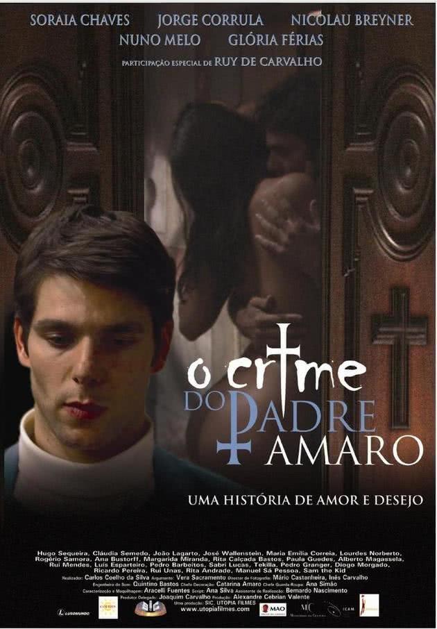 Poster do filme O Crime do Padre Amaro