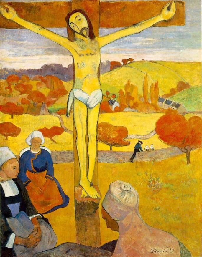 O Cristo Amarelo