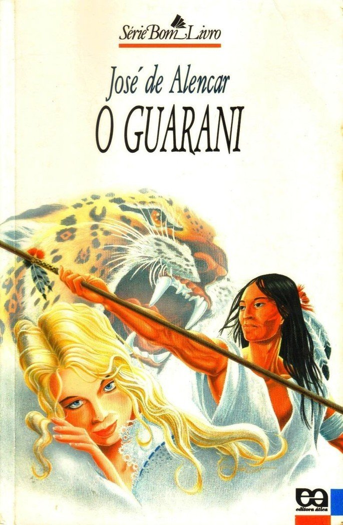 livro O guarani