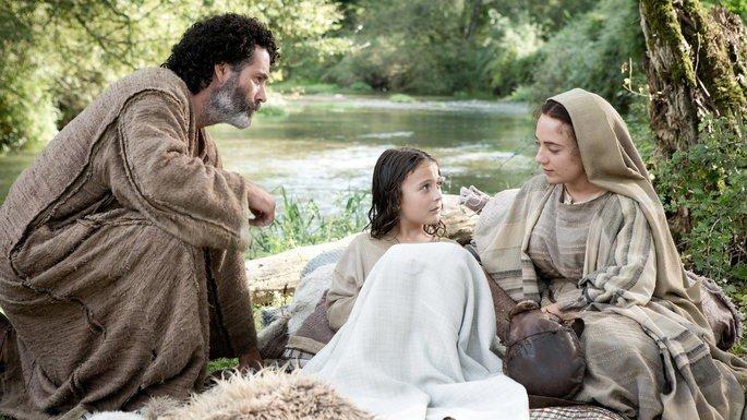 O jovem messias filme