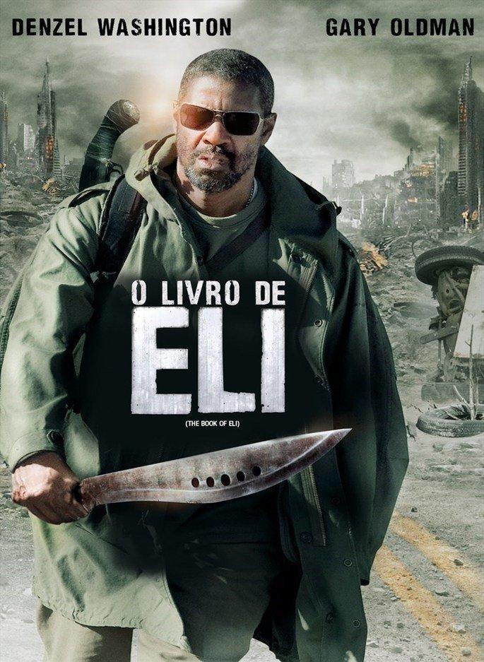 O Livro de Eli: cartaz do filme