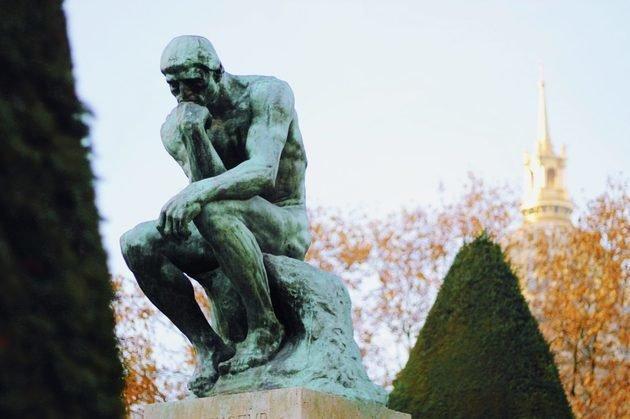o pensador rodin
