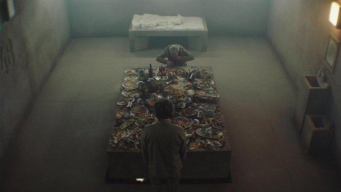 El hoyo, de Netflix: explicación y análisis de la película ...