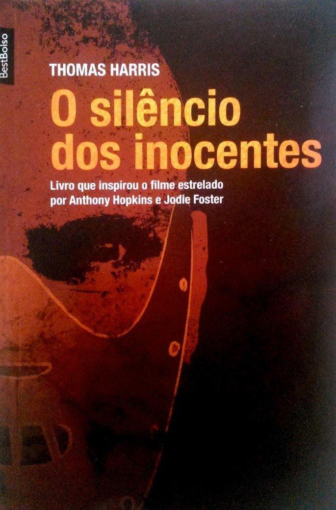 Livro O Silêncio dos Inocentes.