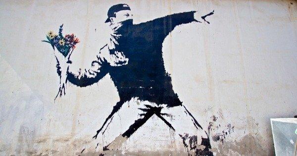 Conheca As 13 Obras Celebres Do Polemico Banksy Cultura Genial
