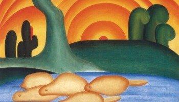 11 obras de Tarsila do Amaral que você precisa conhecer