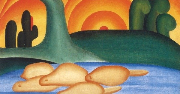 Tarsila Do Amaral 11 Obras Imperdiveis Da Pintora Brasileira