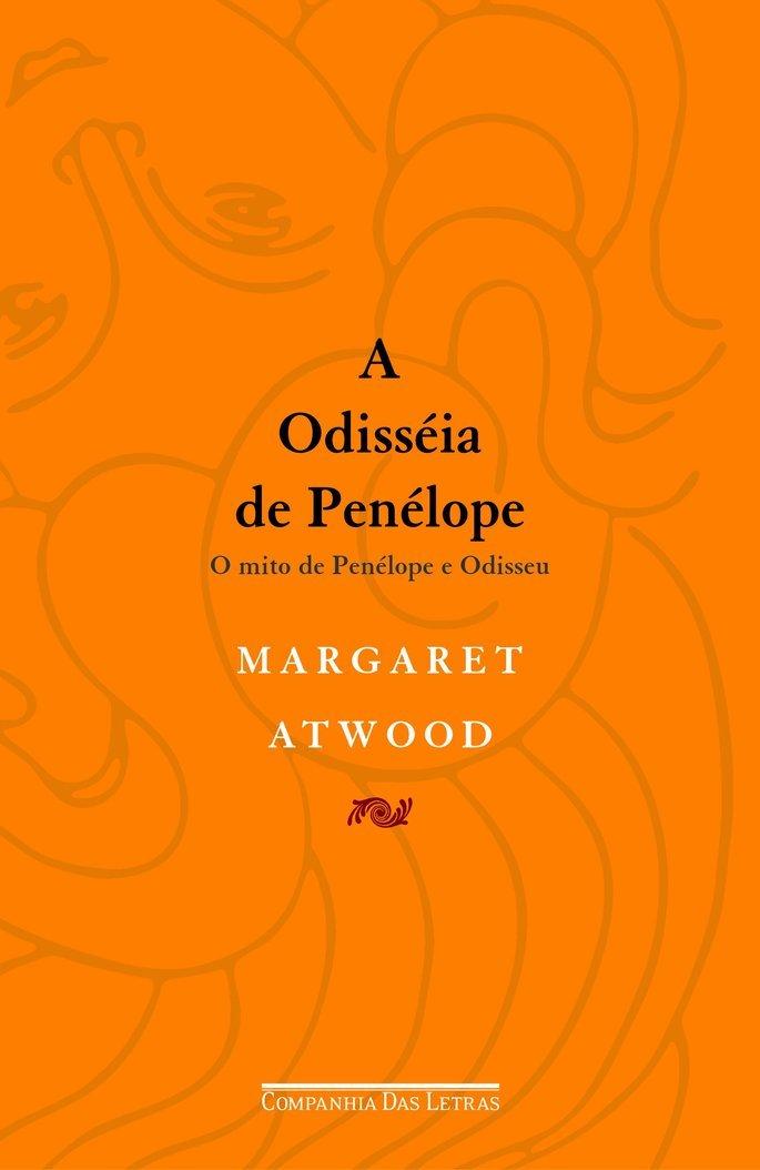 Capa do livro Odisseia de Penélope.