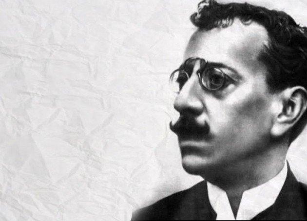 Retrato de Olavo Bilac.