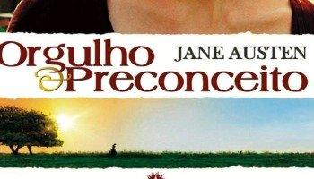 Livro Orgulho e Preconceito, de Jane Austen