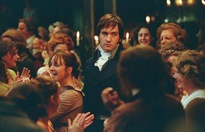 Mr. Darcy em Orgulho e Preconceito