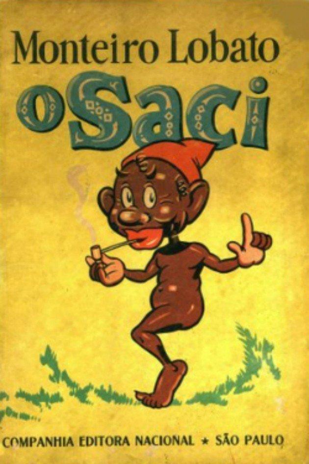 O saci, lançado em 1921.