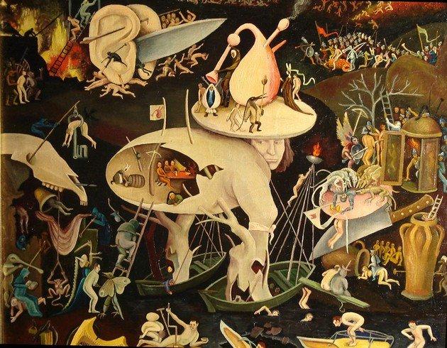 O Jardim das Delícias Terrenas conteria um autorretrato de Bosch?