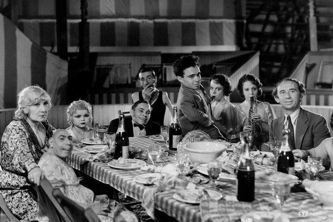 A Parada de Monstros (1932)
