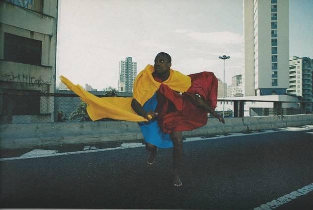 Parangolé, de Hélio Oiticica
