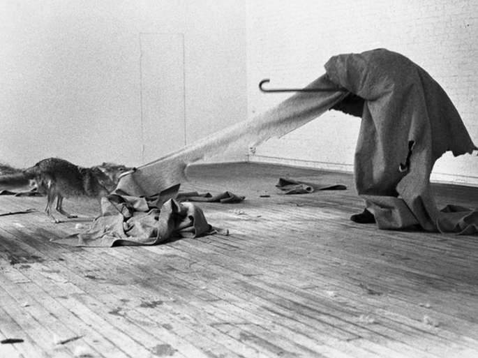 Joseph Beuys, performance