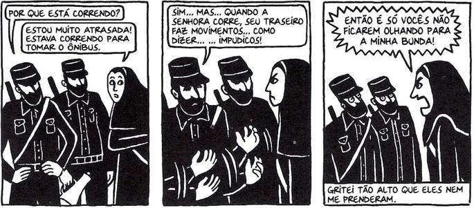 história em quadrinhos