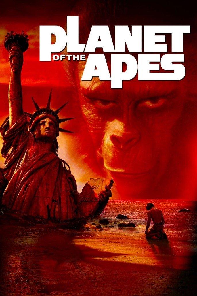 Poster do filme Planeta dos Macacos (1968)