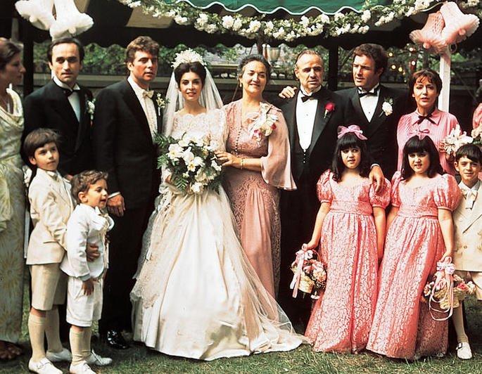 Casamento de Connie Corleone