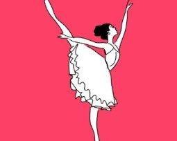 Poema A Bailarina, de Cecília Meireles