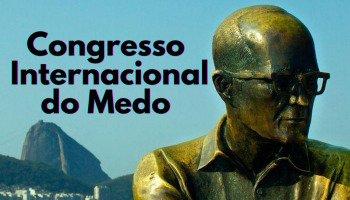Poema Congresso Internacional do Medo, de Carlos Drummond de Andrade