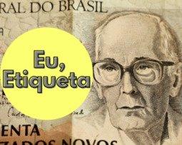 Análise do poema Eu, Etiqueta de Carlos Drummond de Andrade