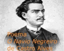 Poema O Navio Negreiro de Castro Alves