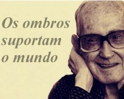 Poesia Os Ombros Suportam o Mundo de Carlos Drummond de Andrade