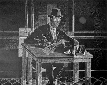 Poema Todas as cartas de amor são ridículas de Álvaro de Campos (Fernando Pessoa)