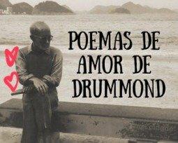 12 poemas de amor de Carlos Drummond de Andrade