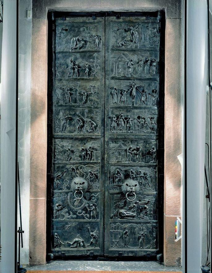 Portas de Bernwald