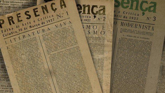 O poema Autopsicografia foi publicado pela primeira vez na Revista Presença.