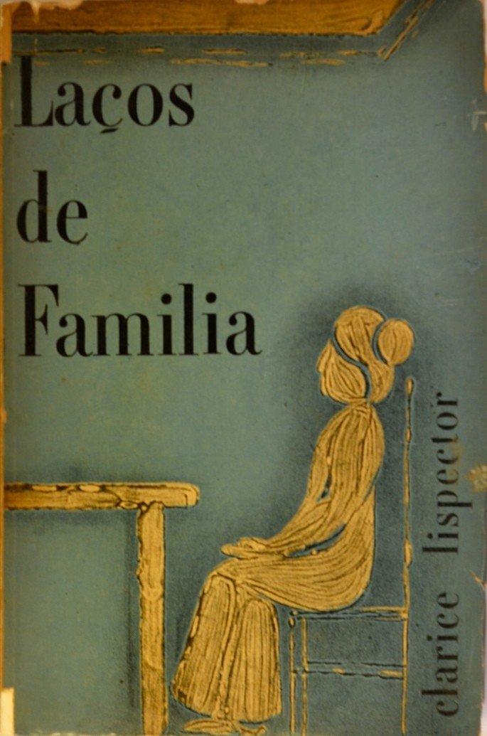 Capa de Laços de Família primeira edição