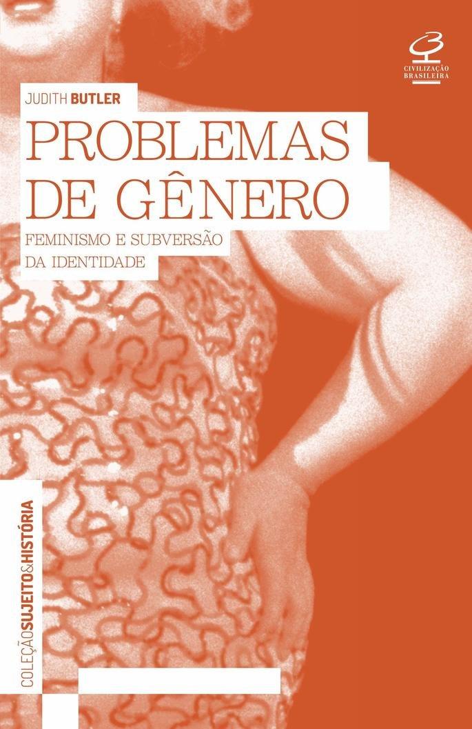 Capa do livro Problemas de Genero.