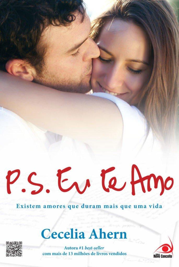 Capa do livro P.S Eu te amo