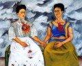 Quadro As Duas Fridas de Frida Kahlo (e seu significado)