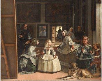 Quadro As Meninas, de Velázquez