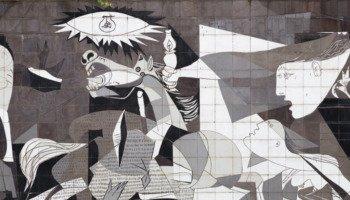 Quadro Guernica, de Pablo Picasso