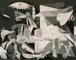 Quadro Guernica de Pablo Picasso