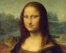 Quadro Mona Lisa de Leonardo da Vinci