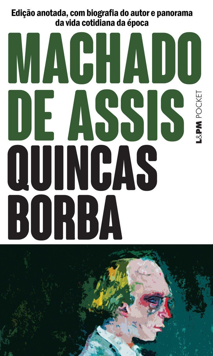 Quincas Borba (1891)