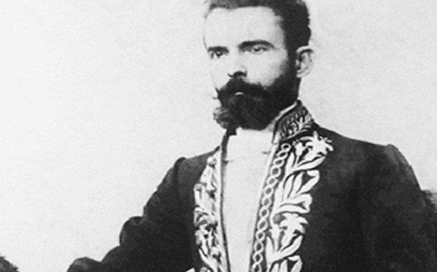 Retrato de Raimundo Correia.