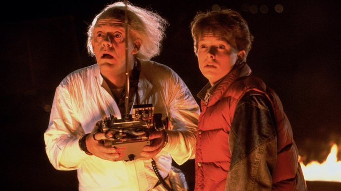 Regresso ao Futuro (1985)