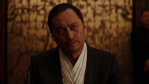 Saito, interpretado por Ken Watanabe.