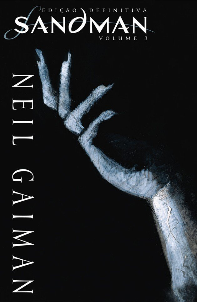 Capa da edição definitiva volume 3.