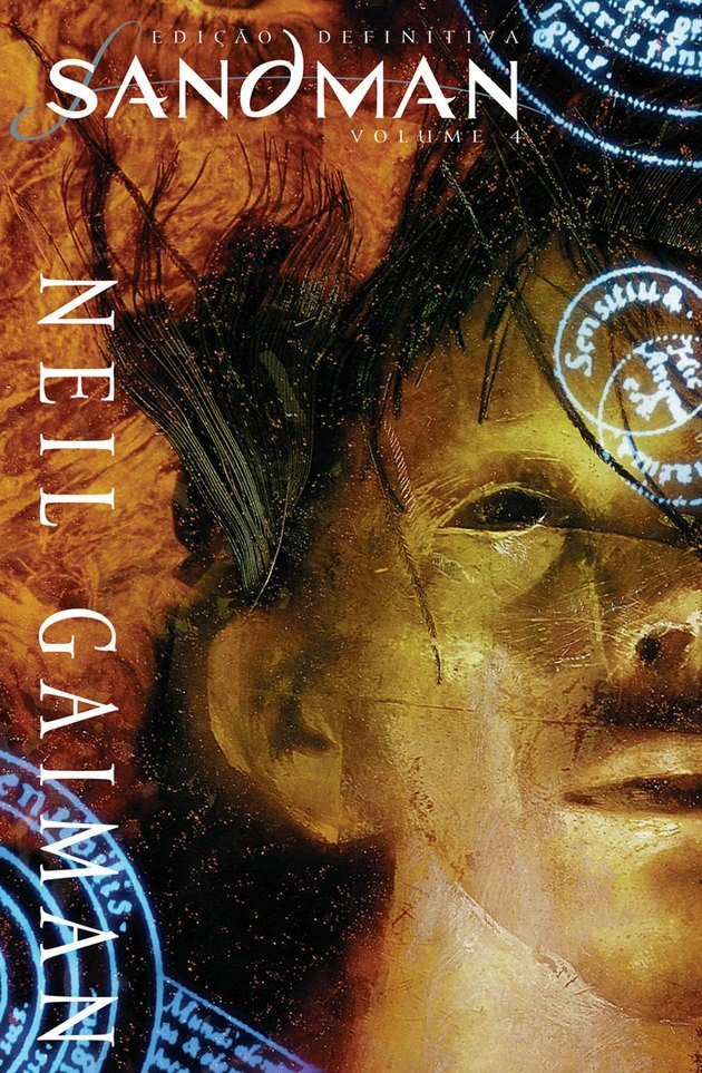 Capa da edição definitiva volume 4.