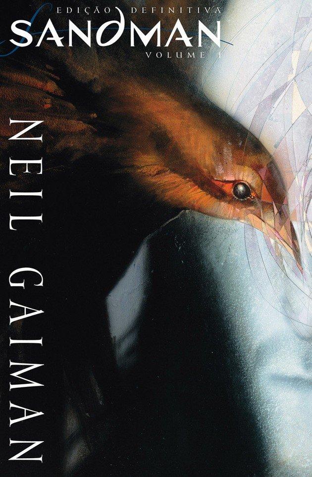 Capa da edição definitiva volume 1.